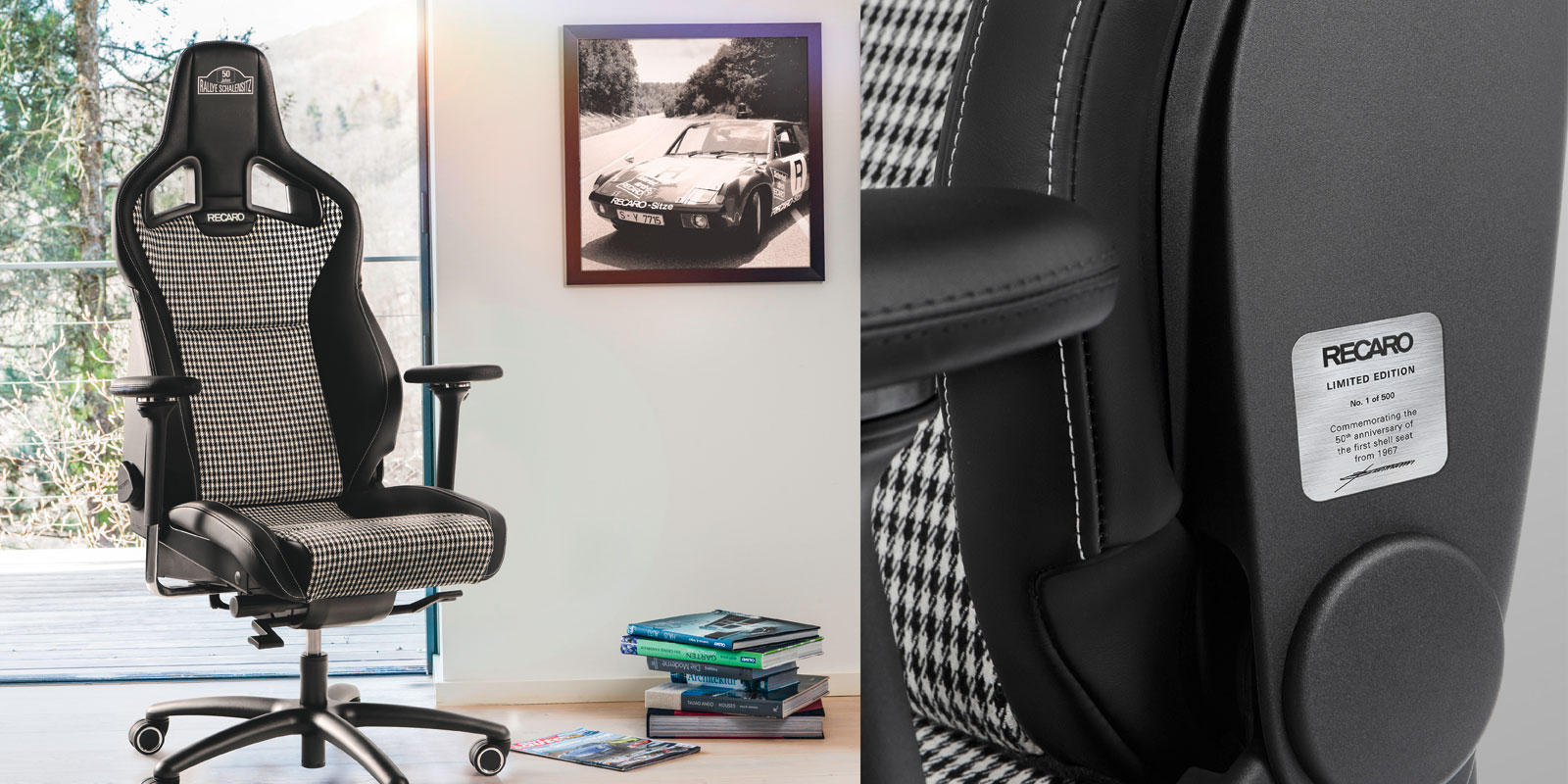 RECARO Office Edition – Imagemotiv