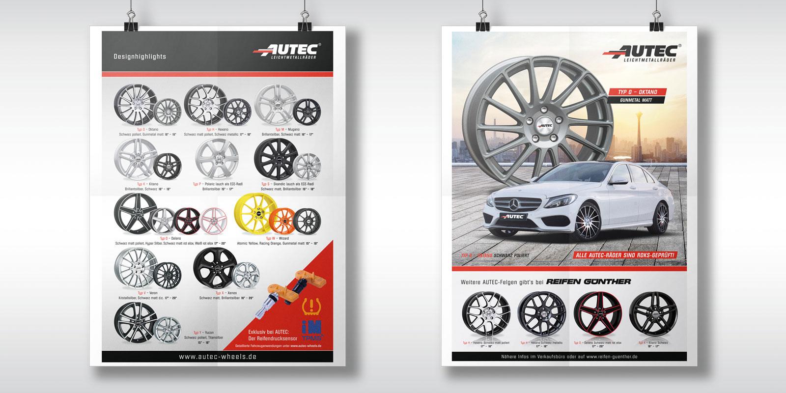 Autec – Poster
