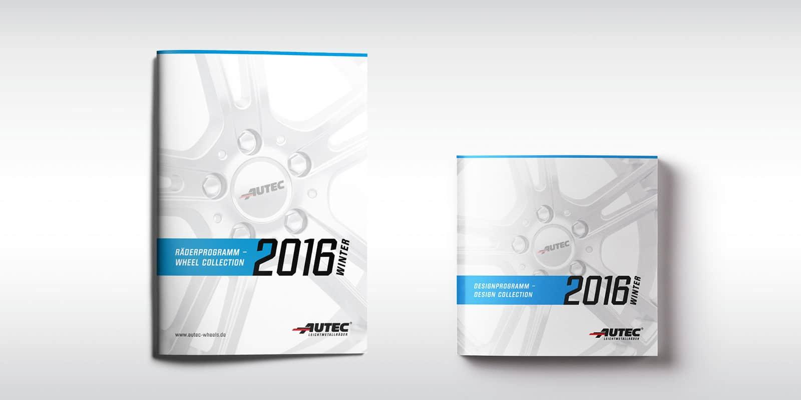 Autec – Räderprogramm & Designprogramm Winter
