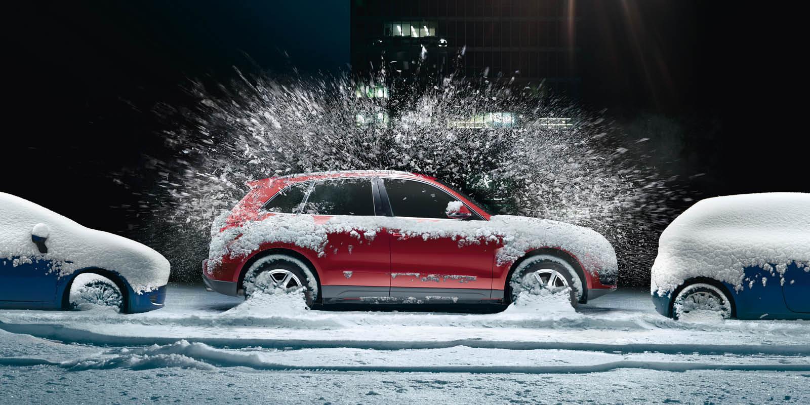 Eberspächer – Mit Power gegen Winterkälte