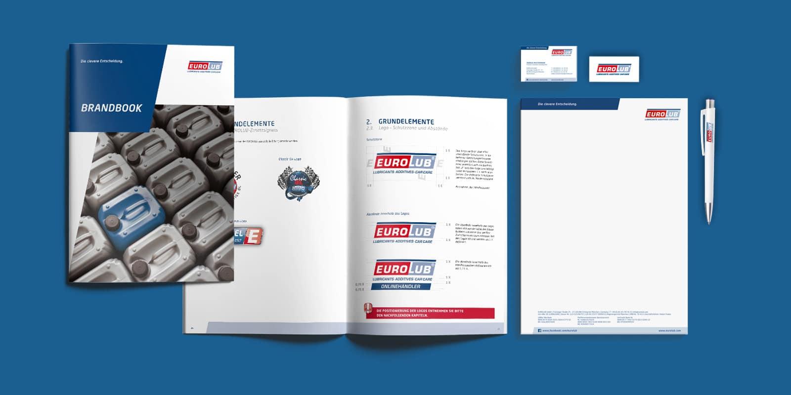 Eurolub – Brandbook