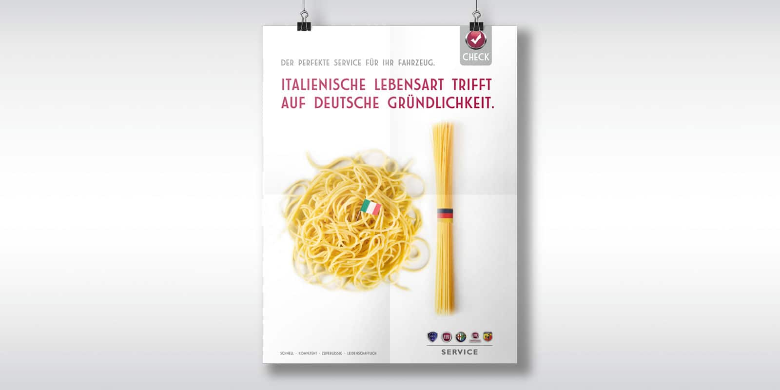 Fiat Group – Kreatividee italienische Lebensart