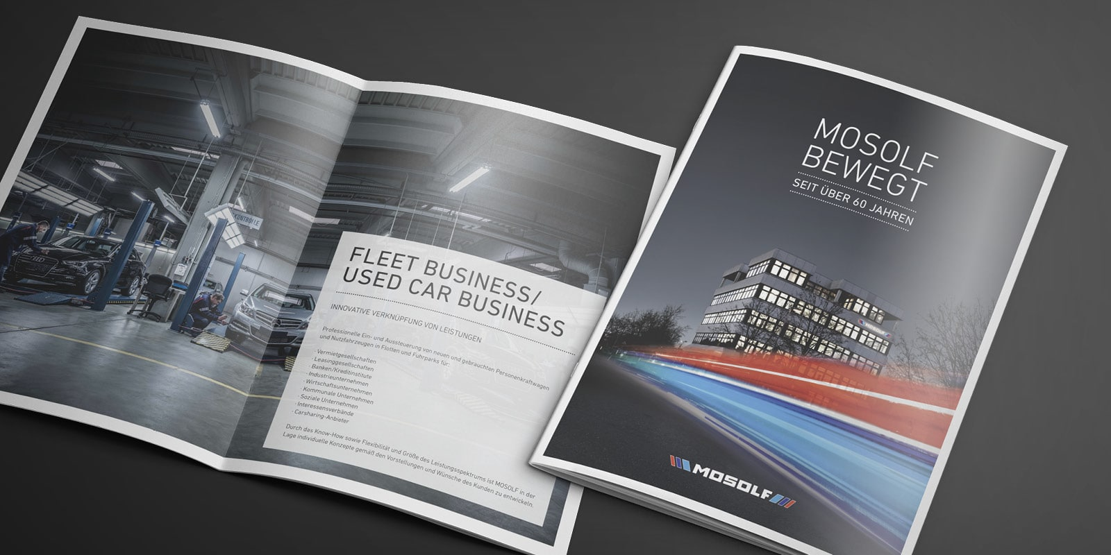 Mosolf – Fleet Business Broschüre