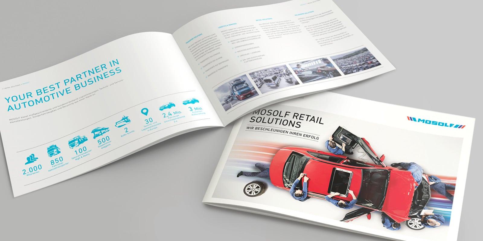 Mosolf – Retail Solutions Broschüre