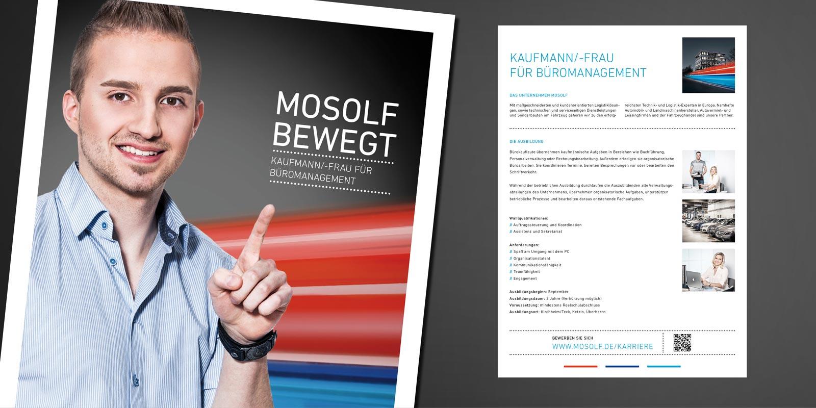 Mosolf – Flyer HR