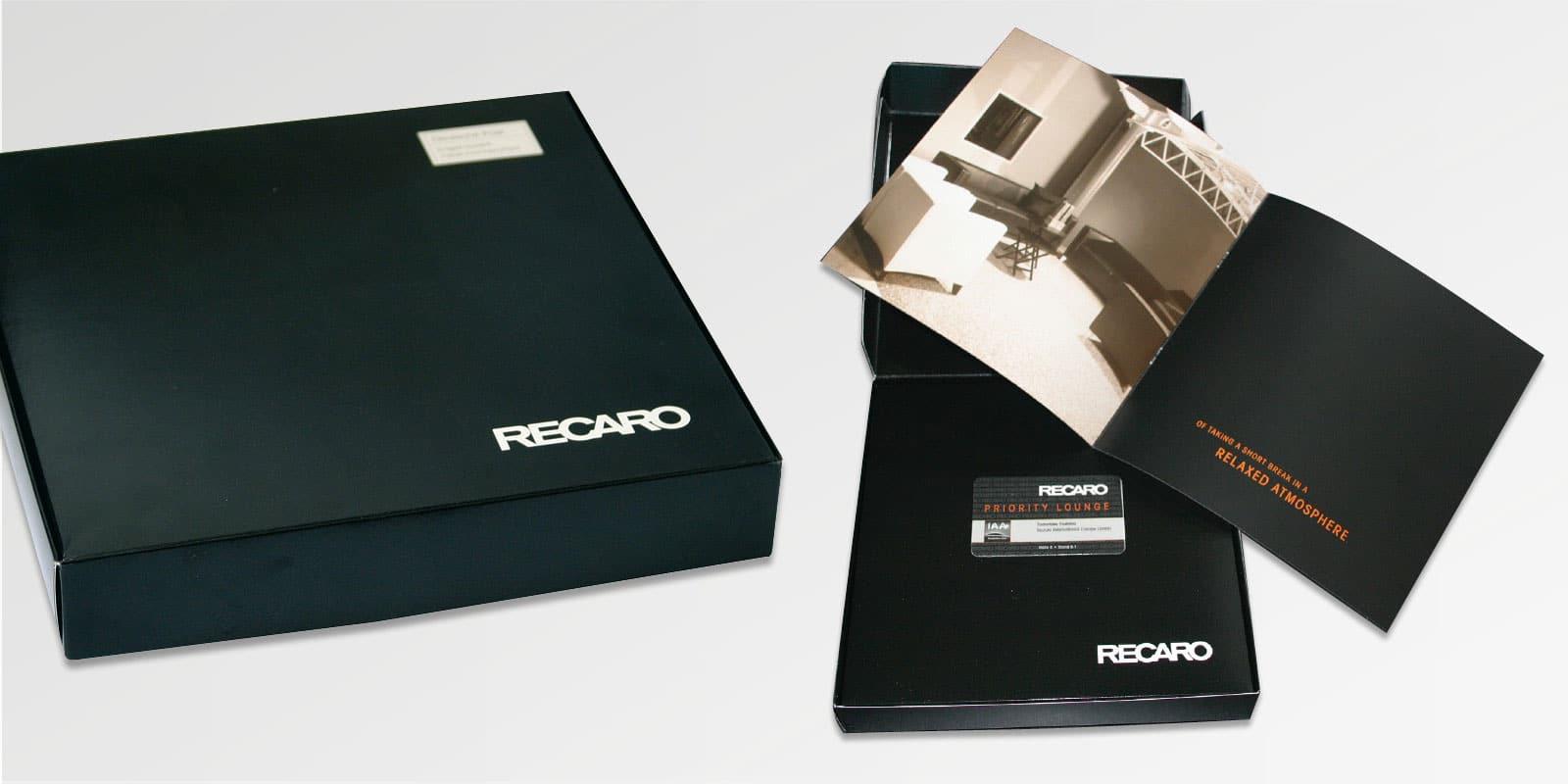 RECARO – Einladung IAA