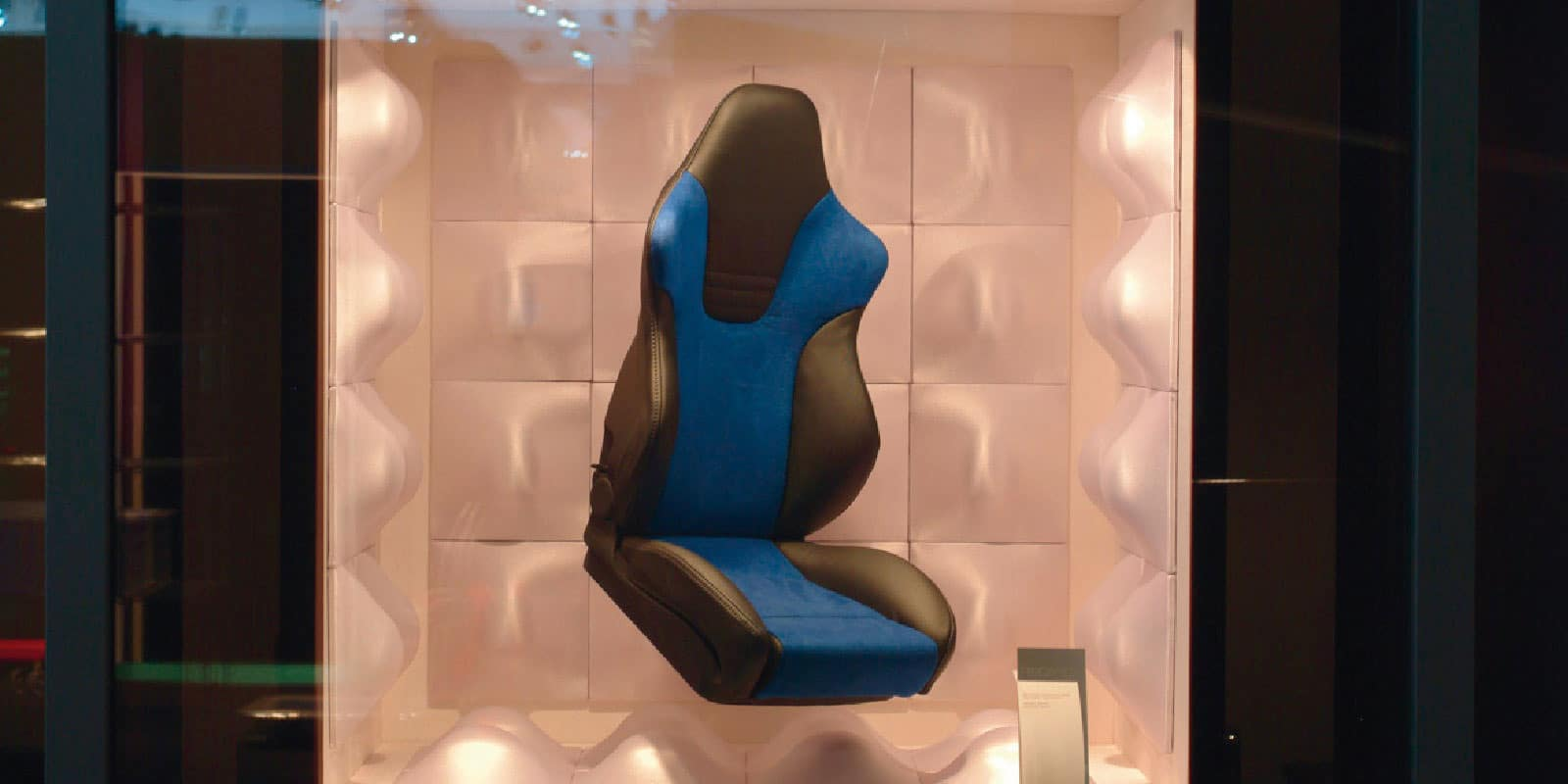 RECARO – Messestand