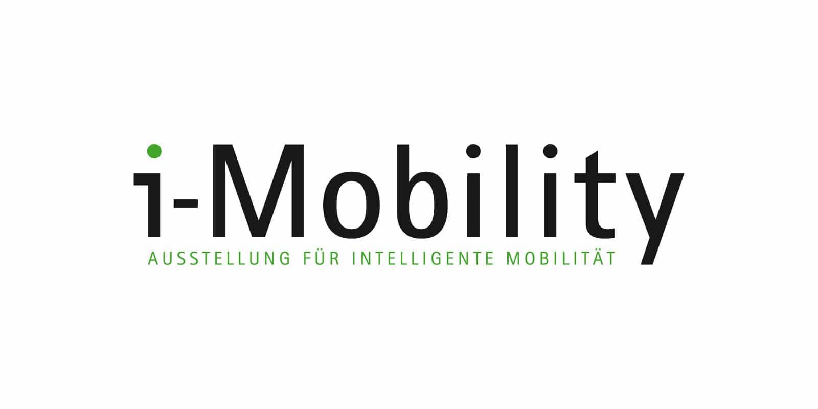 Messe Stuttgart – i-Mobility Logo