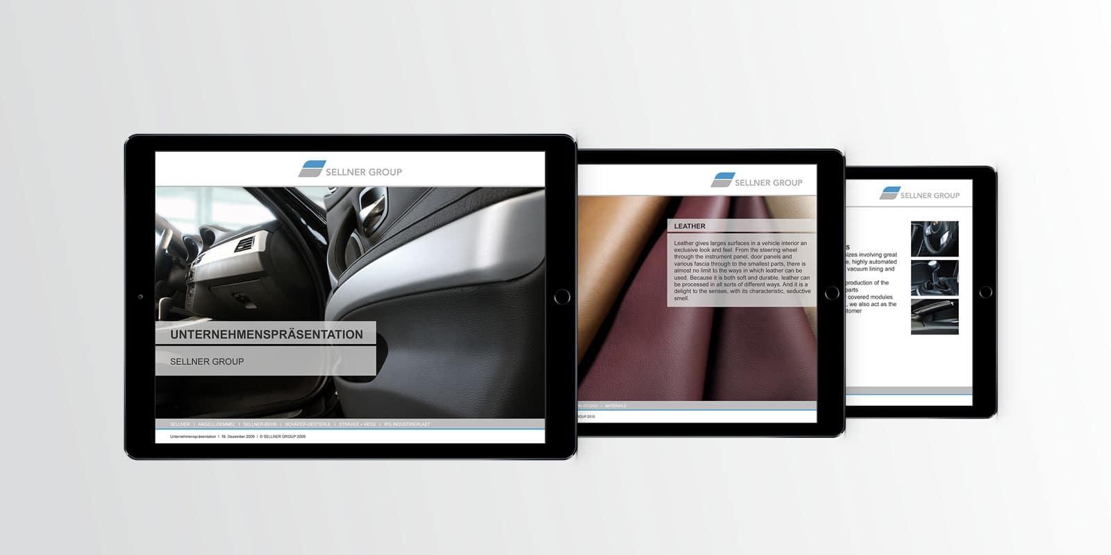 Sellner Group – Unternehmenspräsentation