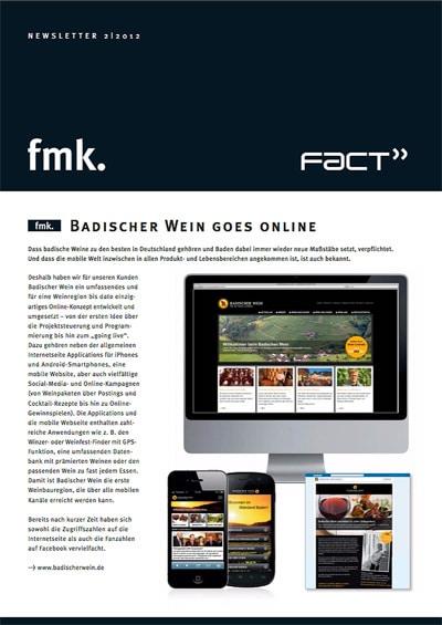Newsletter 02/2012