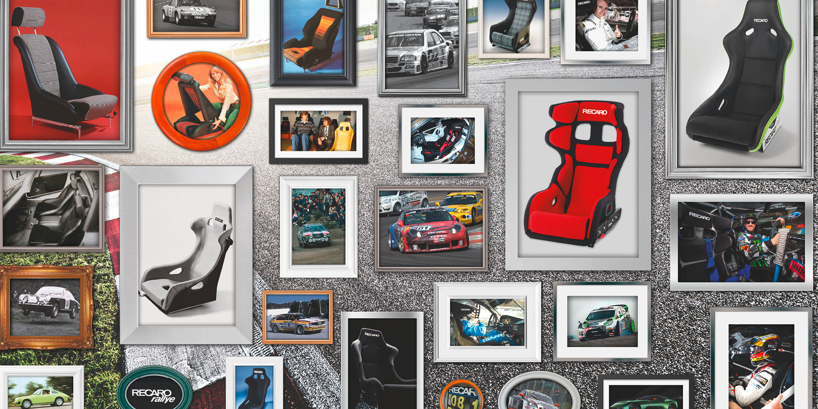 RECARO Automotive Seating – 24h Rennen