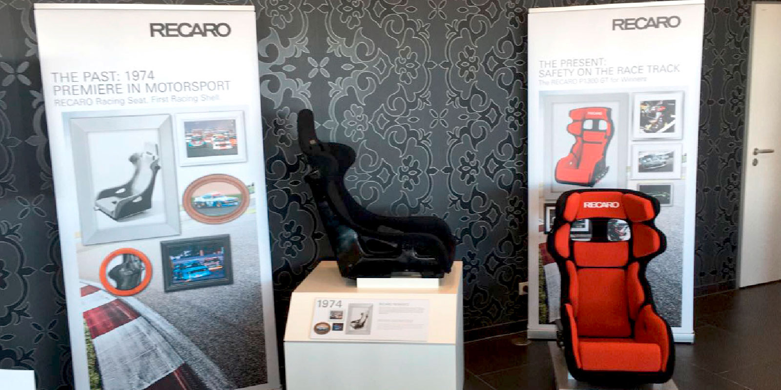 RECARO Automotive Seating – 24h Rennen