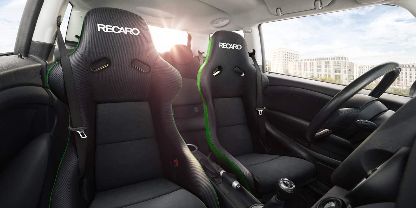 RECARO Automotive Seating – Pole Position Edition 2018, CGI-Motiv