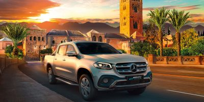 Mercedes-Benz Vans – Imagemotiv VIP-Event Marrakesh