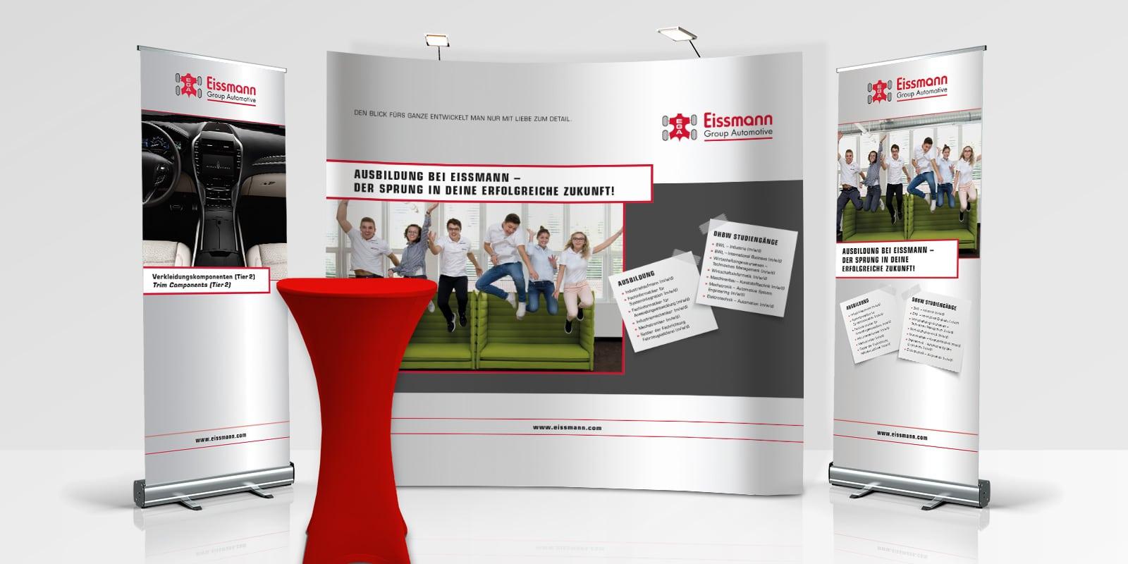 Eissmann – Personalmesse