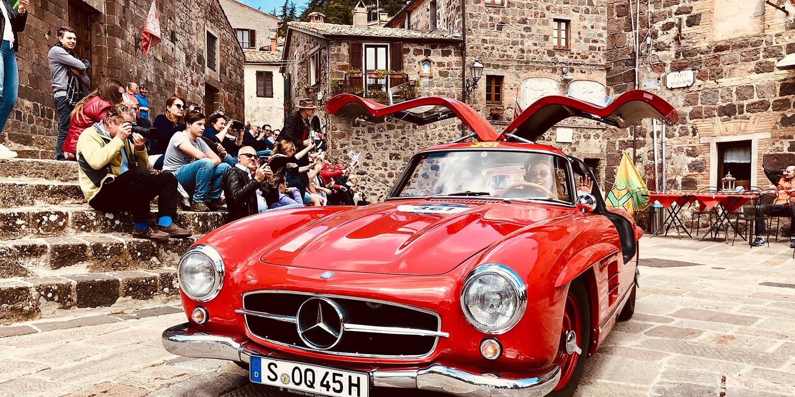 Mille Miglia Mercedes Benz