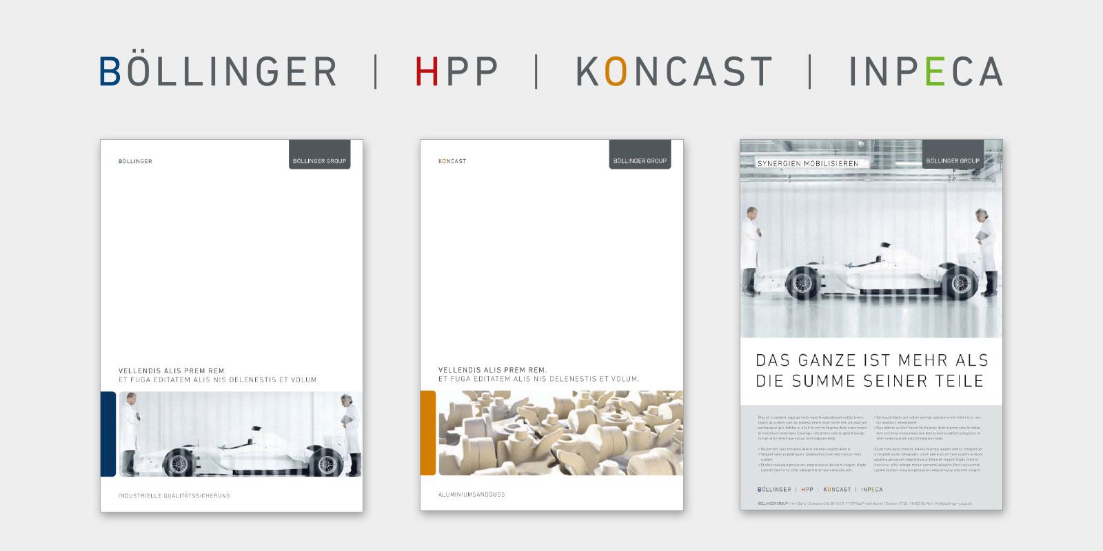 Böllinger Corporate Design 01