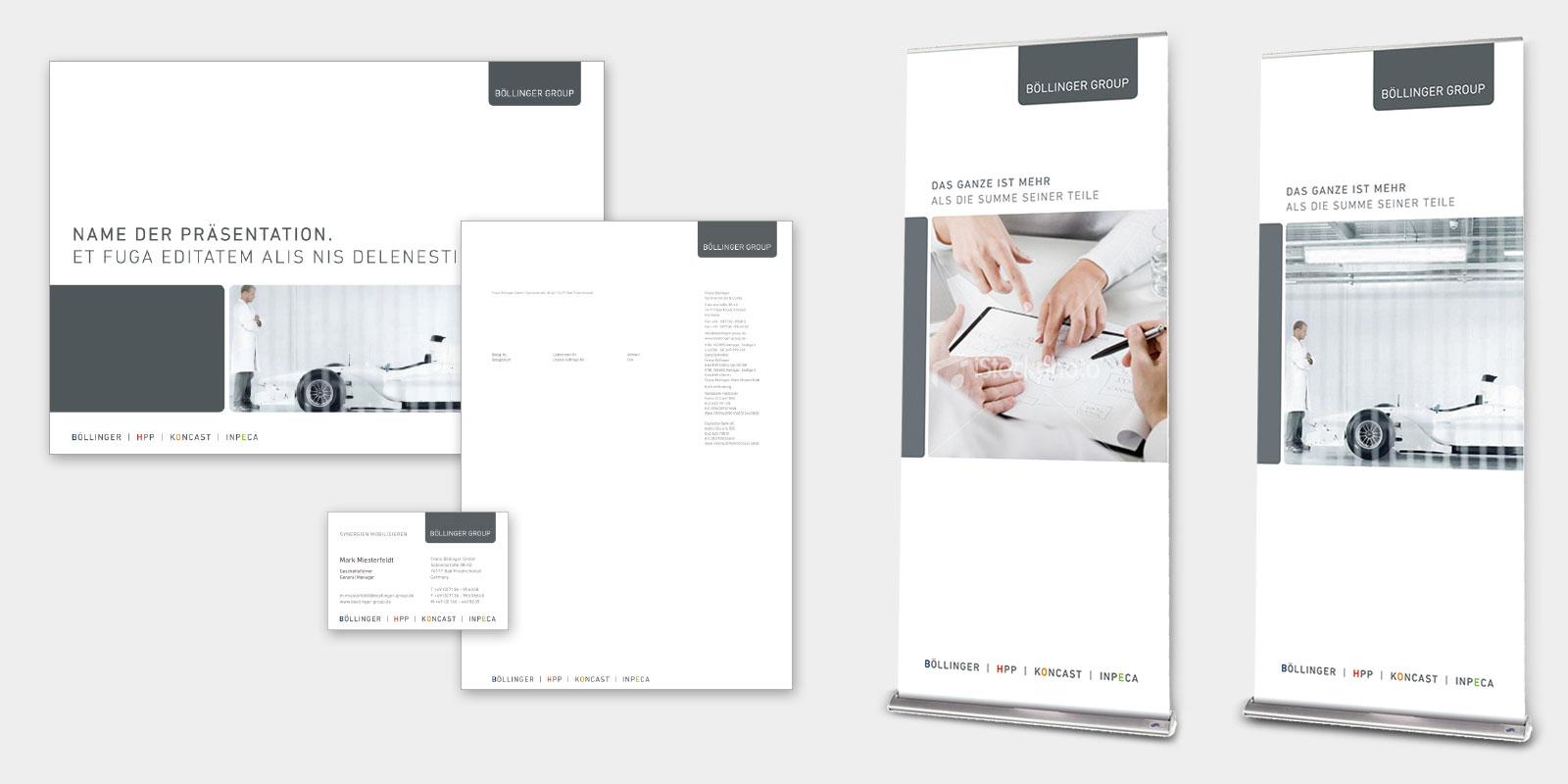 Böllinger Corporate Design 02
