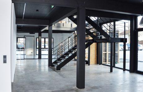 Ende Januar 2020 | Das Treppenhaus