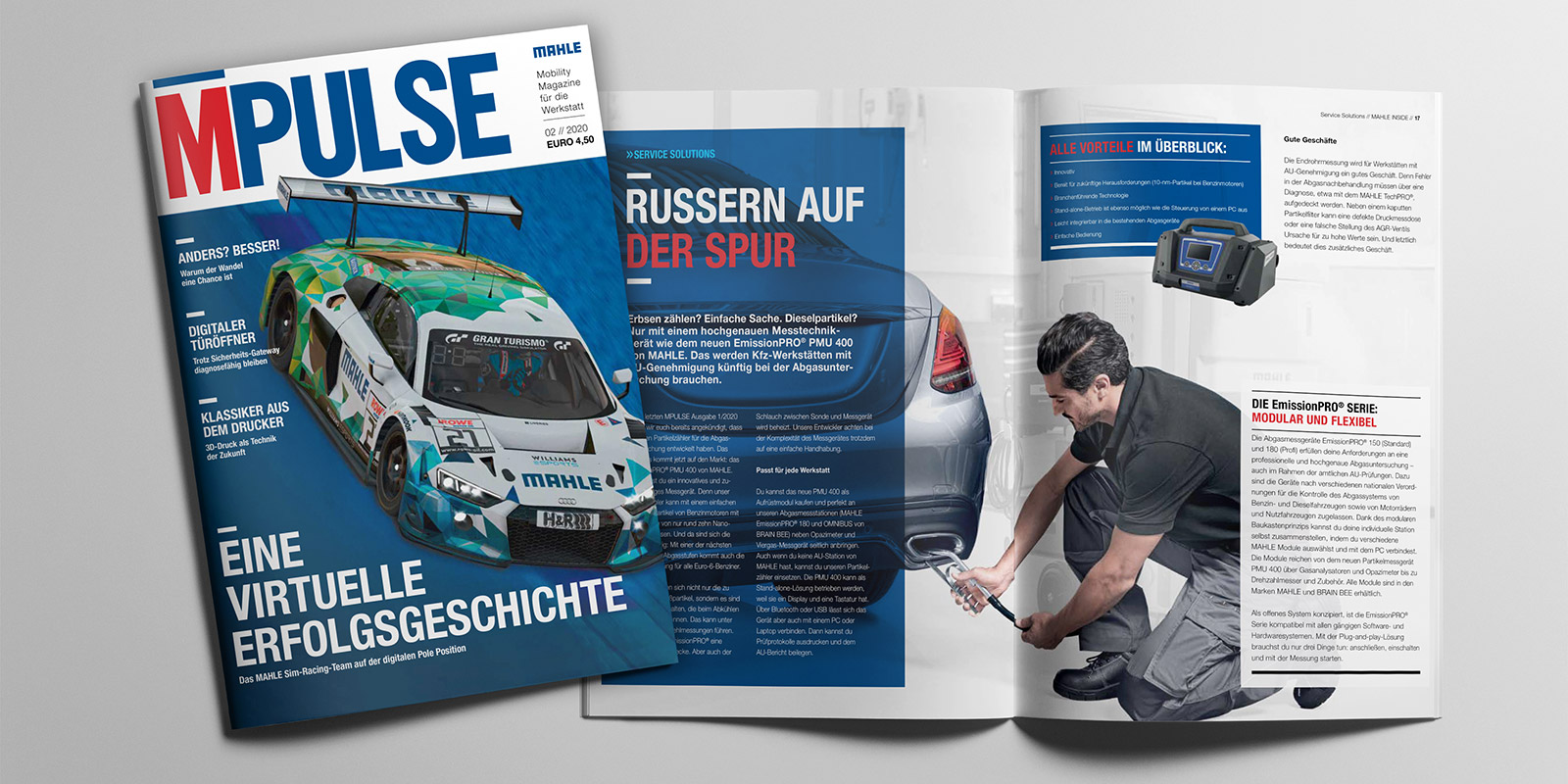 Magazin MPULSE 02/20